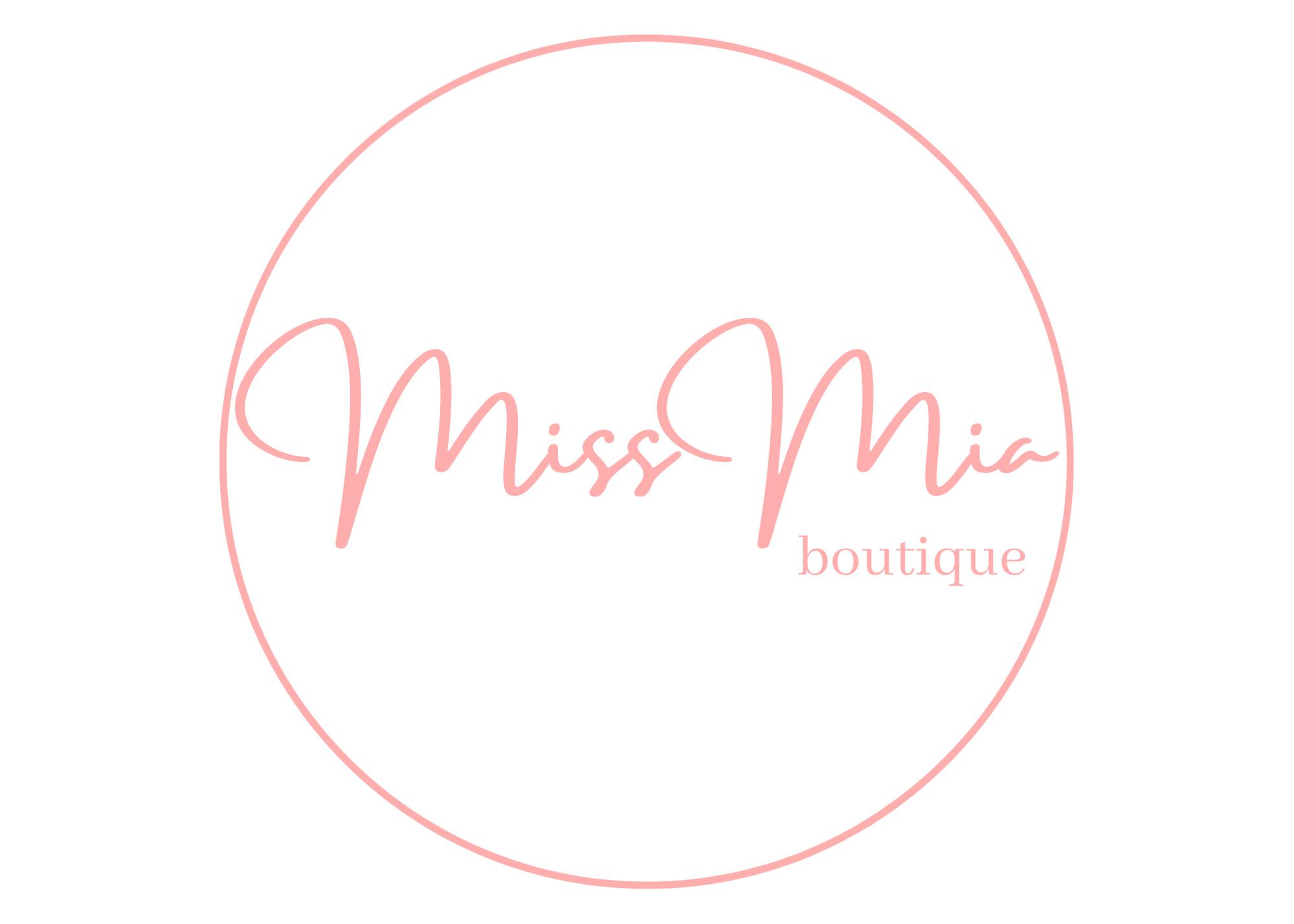Mia miss Miss Mia's